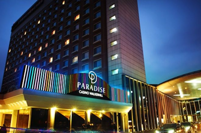 Korea Casino Revenue Continues to Recover, Paradise Co Revenue Up 25.9 Percent