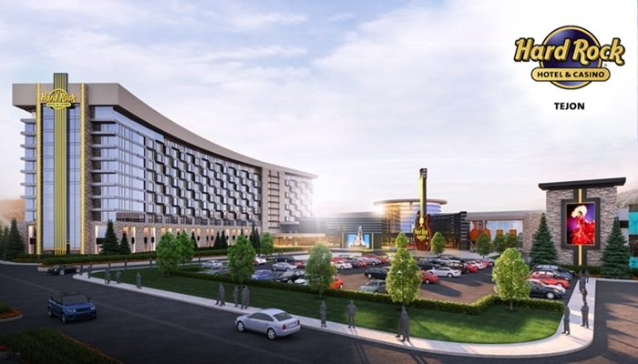 California: Tejon Nation's Plans To Develop A $600m Hard Rock-branded Casino Approved