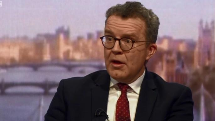 Labour Party Deputy Leader Tom Watson Once Again Calls For Mandatory Levy For Gambling Companies