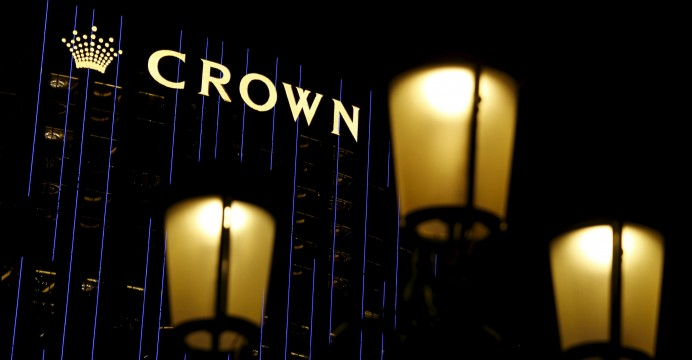 Crown Resorts' Profits Down 28 Percent As VIP Spending Plummets