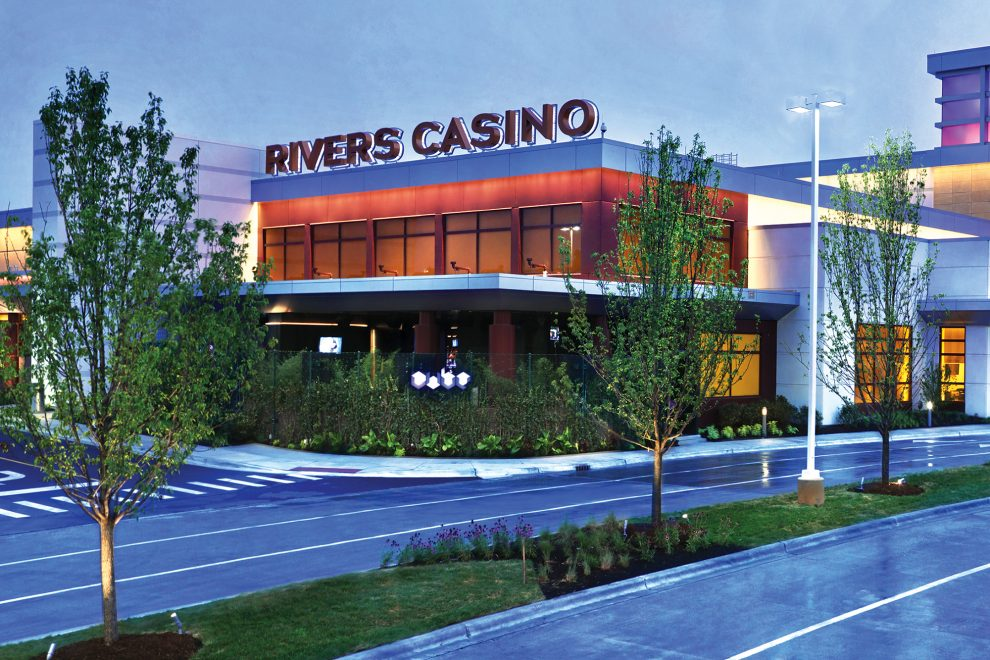 Rivers Casino Breaks Ground On A $60 million Hotel Project On North Shore