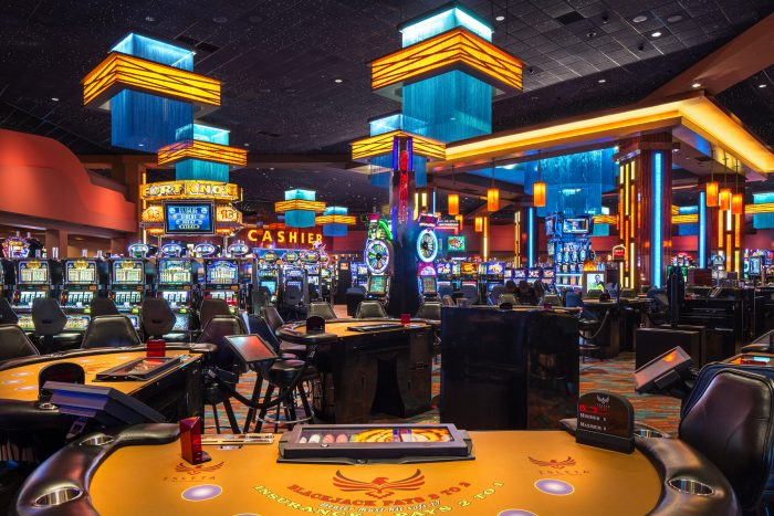 New Mexico's Isleta Resort And Casino To Allow Wagering On In-state University Teams
