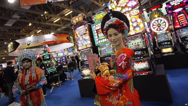 Caesars Pulls Out Of The Race For A Japanese Casino License