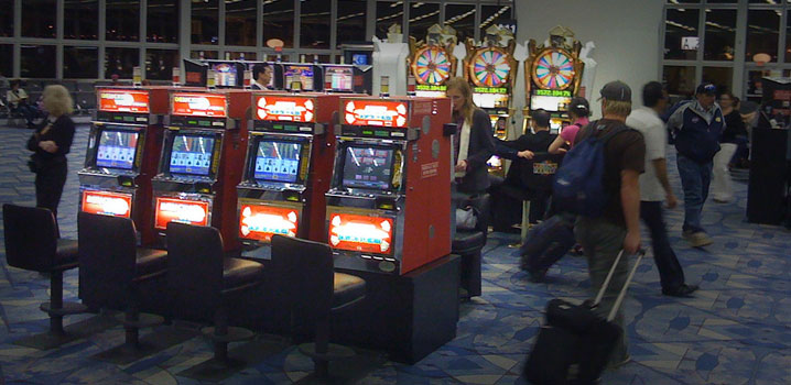 Illinois Gambling Expansion: Chicago Airport Slots Feasible