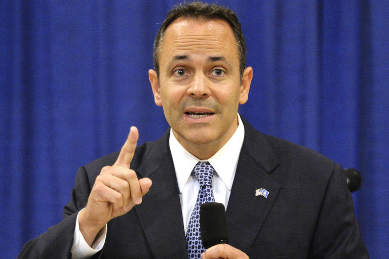 Kentucky Gov. Matt Bevin Says Casino Gambling Leads To Suicide