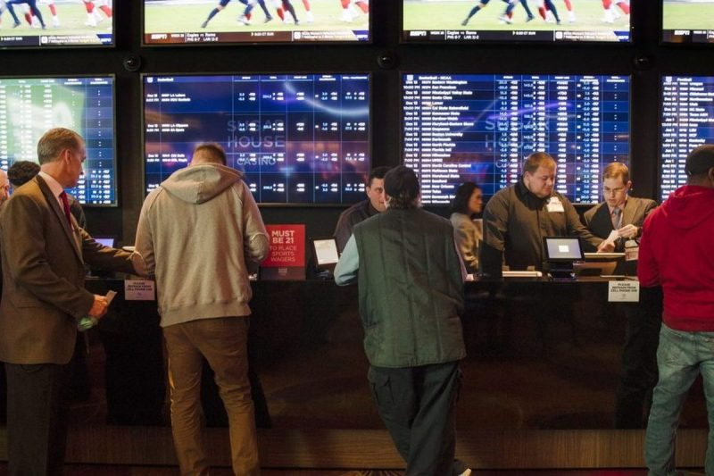 Legalized US Sports Betting Handle Crosses $10 Billion Mark