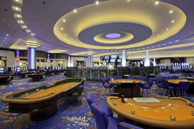 Sports Betting Yet To Start At Grand Falls Casino