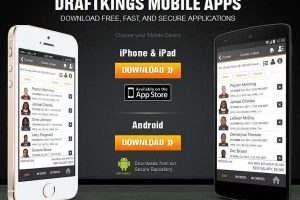 DraftKings' Mobile Betting App Launched In West Virginia