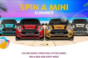 PlayOJO Online Casino's Popular Spin-a-Mini Promo Is Back
