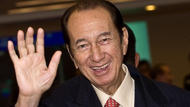 Melco Says Stanley Ho Not Involved In Crown Deal