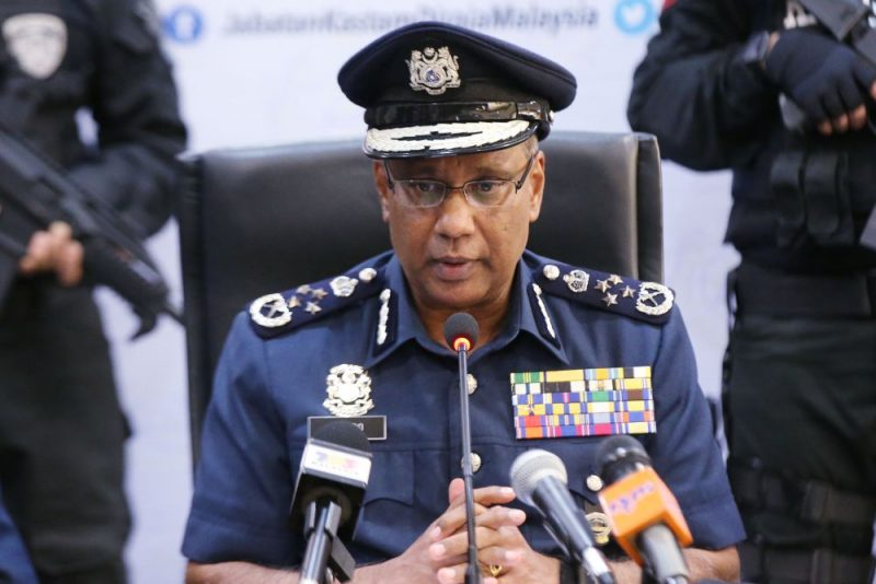 Malaysia: Online Gambling Syndicate Busted, Police Arrest 100 Chinese Nationals