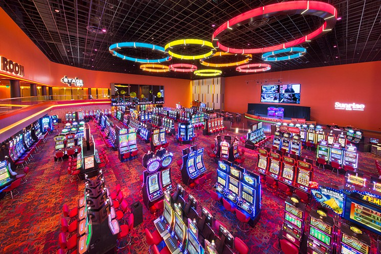 Eight Charged With Stealing $5M From Tribal Casino In Florida - Casino.Buzz