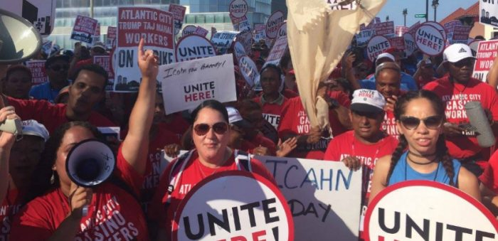 Casino Workers To Strike Over Compensation For Weekend Working Hours