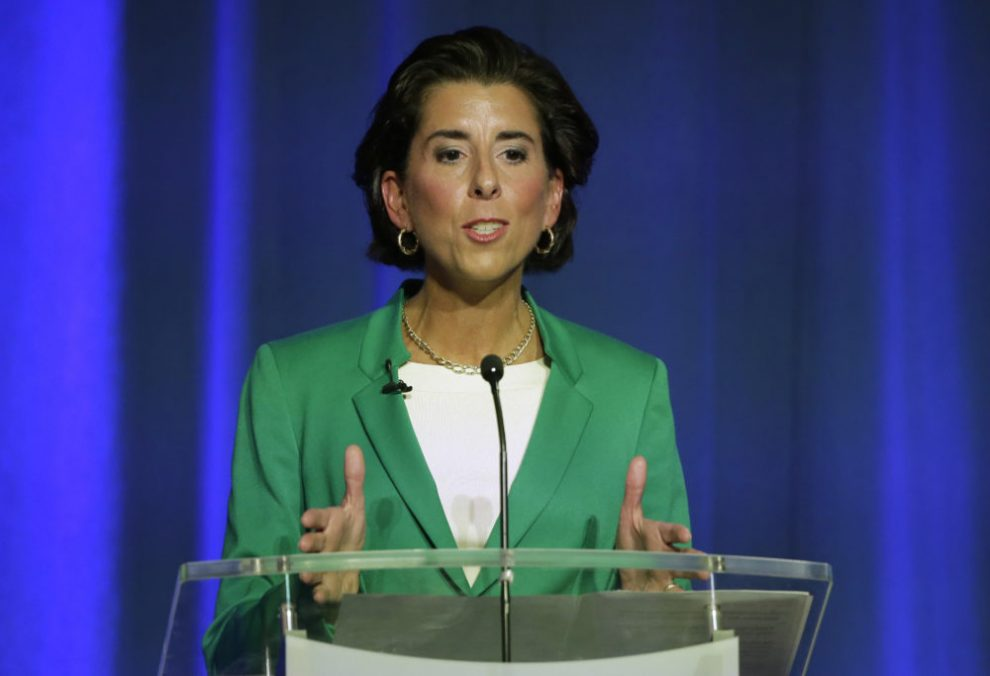 Rhode Island Gov Gina Raimondo Breaks Silence On Controversial IGT Deal
