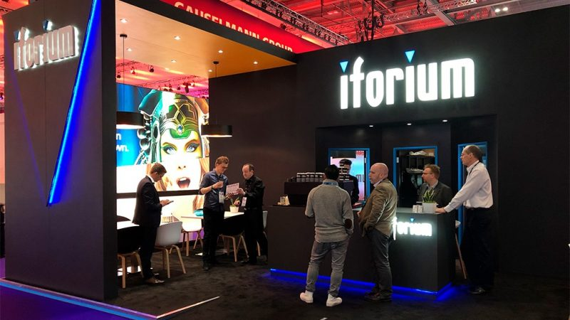 Iforium Makes Its Latin American Debut With Codere Partnership