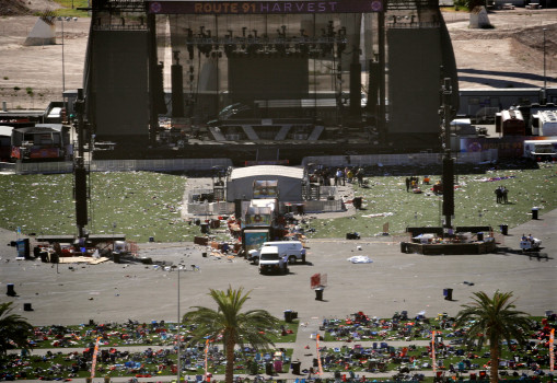 MGM To Convert Vegas Shooting Site Into Community Center