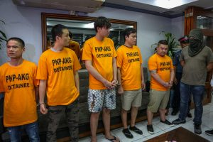 Two Chinese Among Eight Arrested Over Kidnapping Related To Gambling Debts
