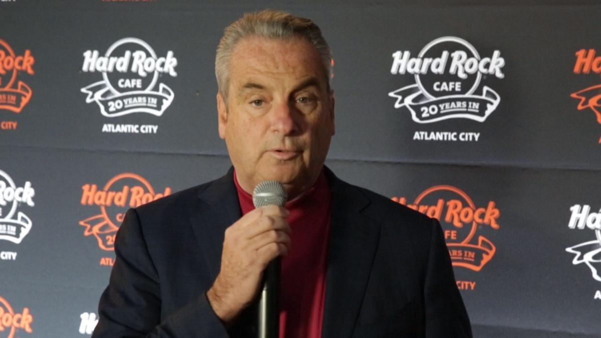 Hard Rock President Jim Allen Vows To Build More Than A Casino In Athens