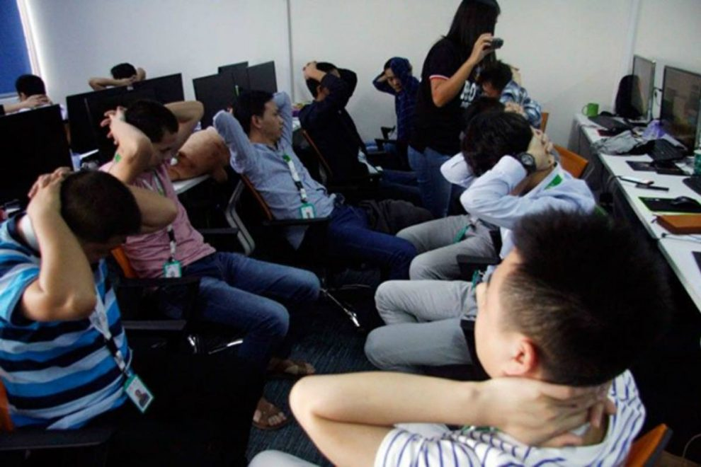 China Demands Fair Treatment Of Countrymen Arrested Over Illegal Online Gambling Charges In Philippines