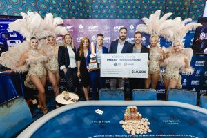 Alex Lynskey Wins The Star Gold Coast Celebrity Poker Tournament