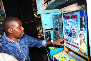 In Yet Another Crackdown On Gambling, Kenyan Authorities Confiscate And Destroy 32 Betting Machines