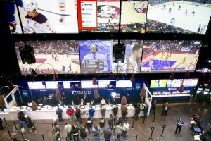 New York's Sports Betting Revenues Double In August