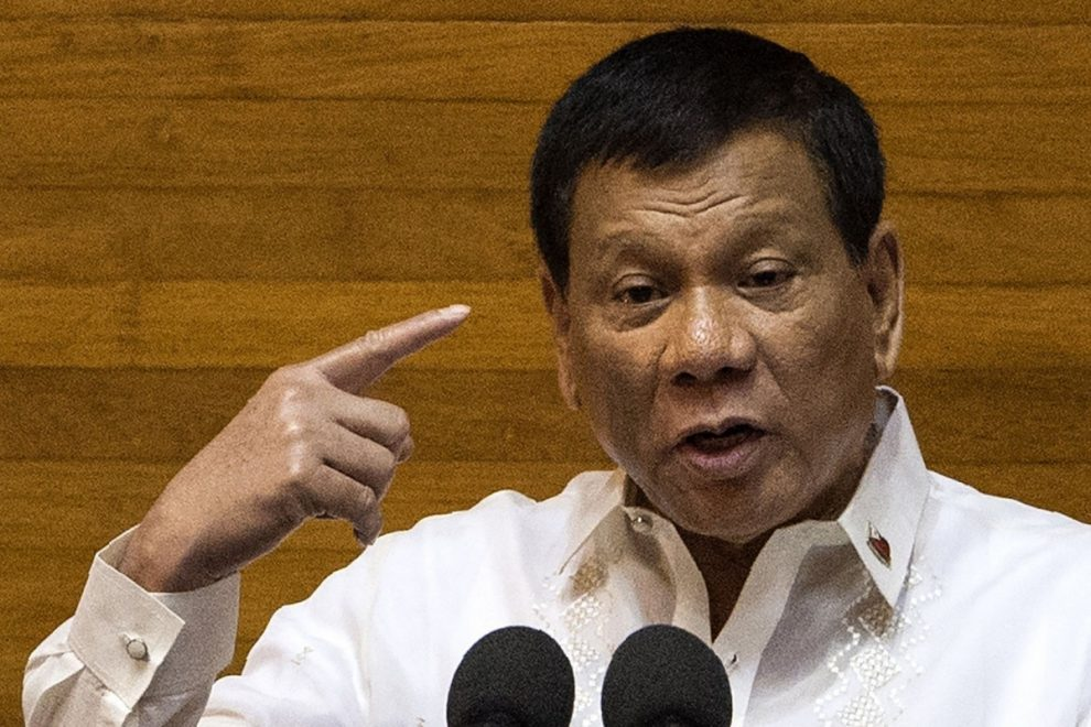 President Duterte Rejects China's Demands To Ban Online Gambling