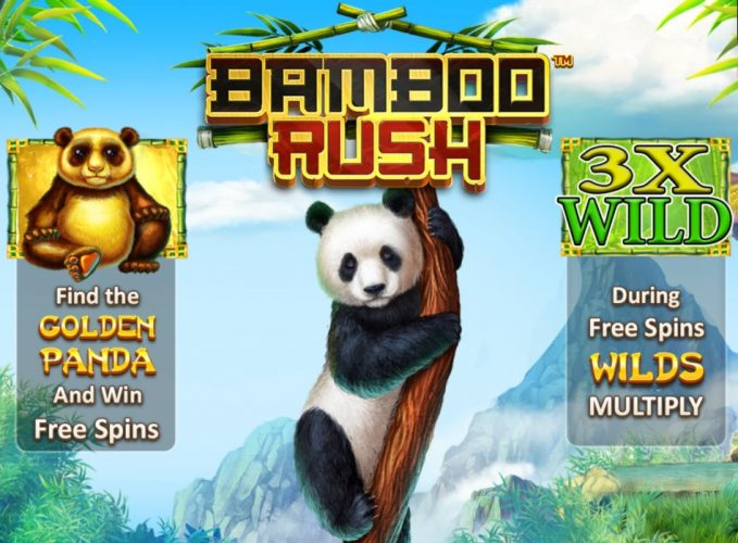 New Slot Added At WildTornado Online Casino: Bamboo Rush By Betsoft Gaming