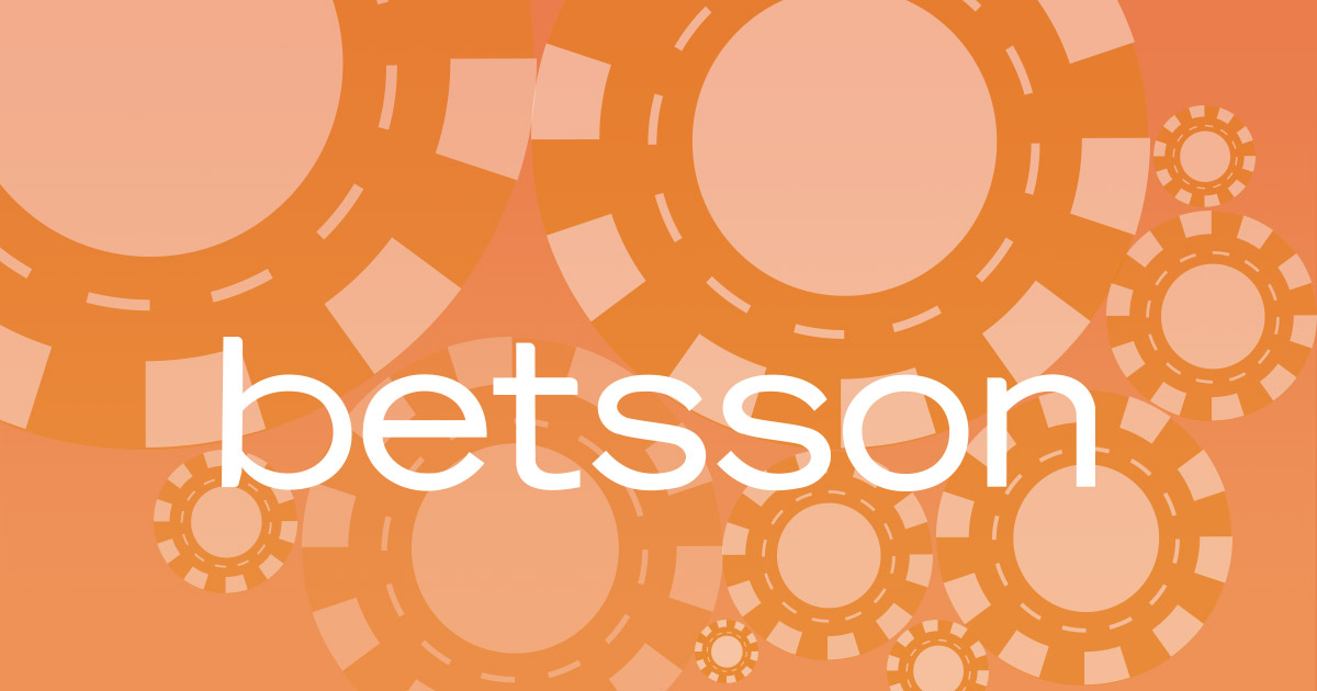 Online Gambling Operator Betsson To Issue New Senior Unsecured Bond To Raise Over $50 Million