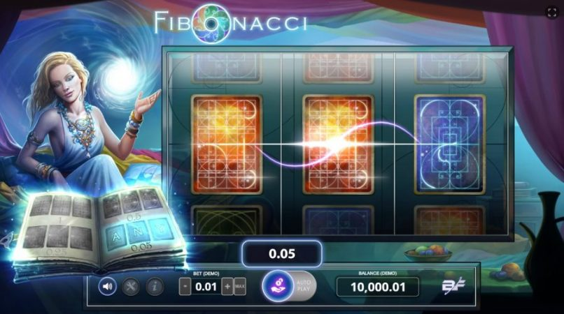 New Slot Release By BF Games: Fibonacci