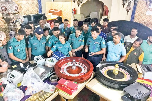 Nationwide Crackdown On Gambling In Bangladesh, Police Raid Major Sporting Clubs