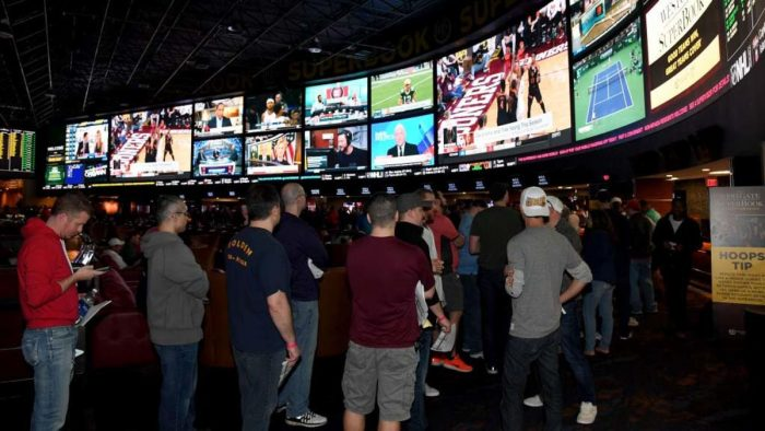More Americans In Favor Of Sports Gambling: Report