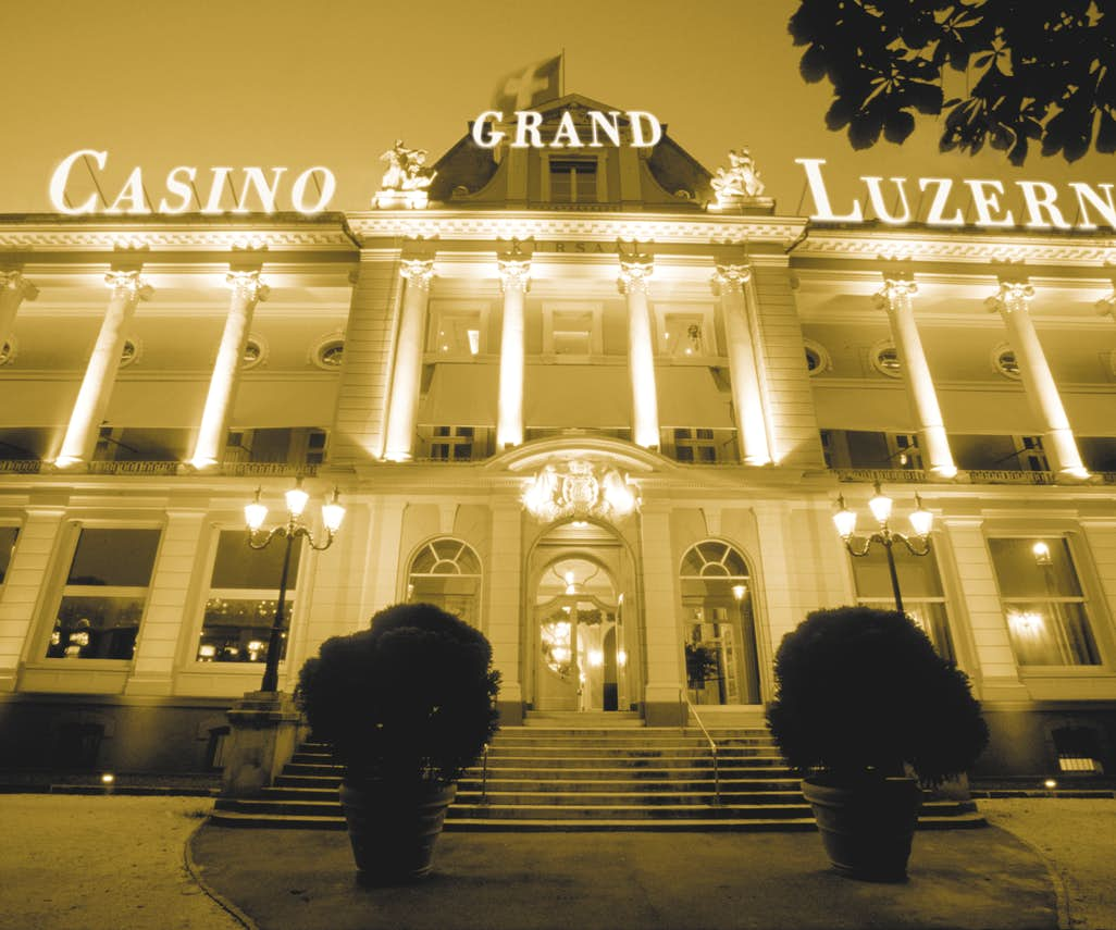 Switzerland's Grand Casino Lucerne Inks A Deal With Novomatic's Greentube