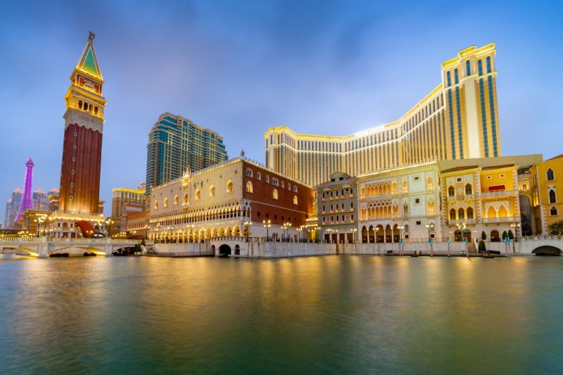 Gambling Operator Las Vegas Sands' Profits Down In Q3