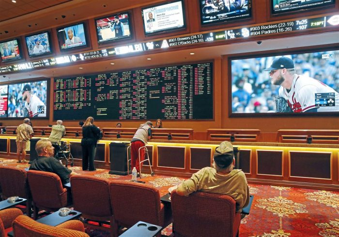 Rivers Casino Pittsburgh Launches Its $5m Sportsbook