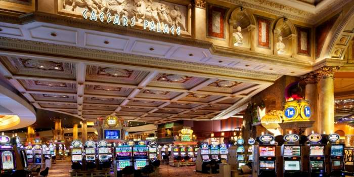 Fee Hike Announced For Three Caesars Las Vegas Casino Resorts