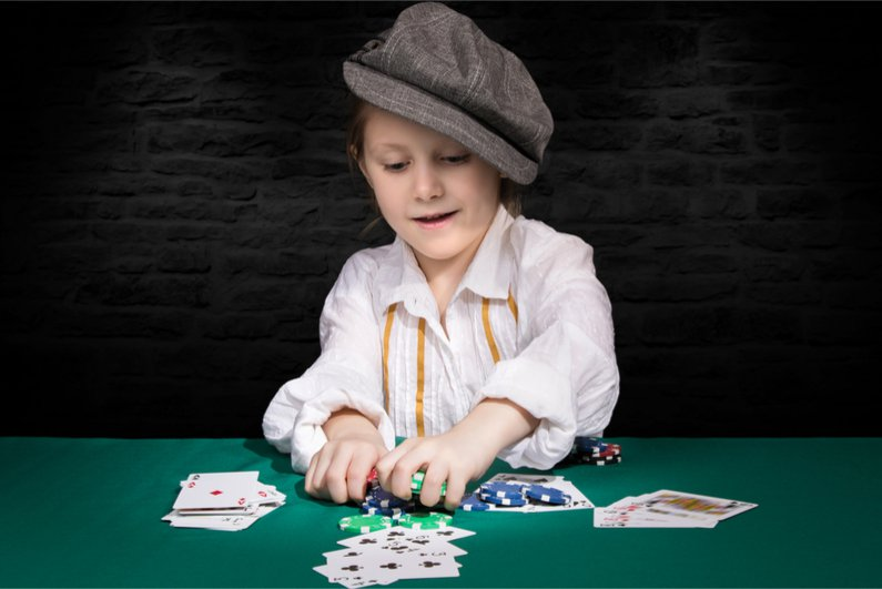Over 40% of Children Have Gambled In The Past Year