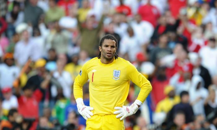 Former England Goalkeeper David James Appointed GamblAware's 'Safer Gambling Ambassador'