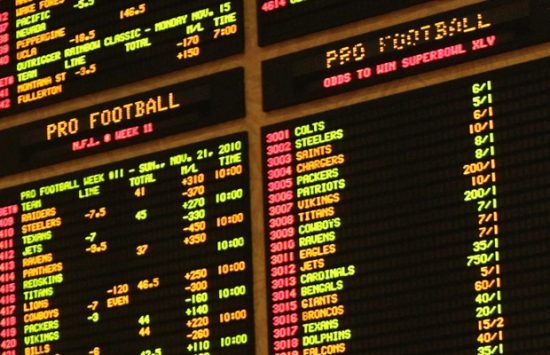 New Jersey Takes In Record Betting Since It Launched Legal Sports Gambling Last Year