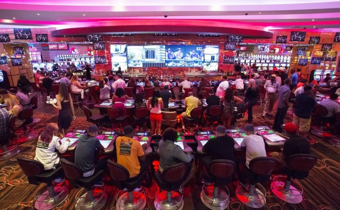 Maryland Casinos September Revenue Slip Moderately