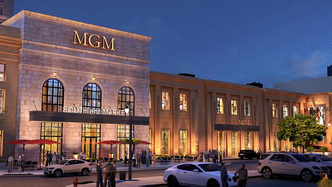 MGM Springfield's Gambling Revenue Drops 26 Percent In September