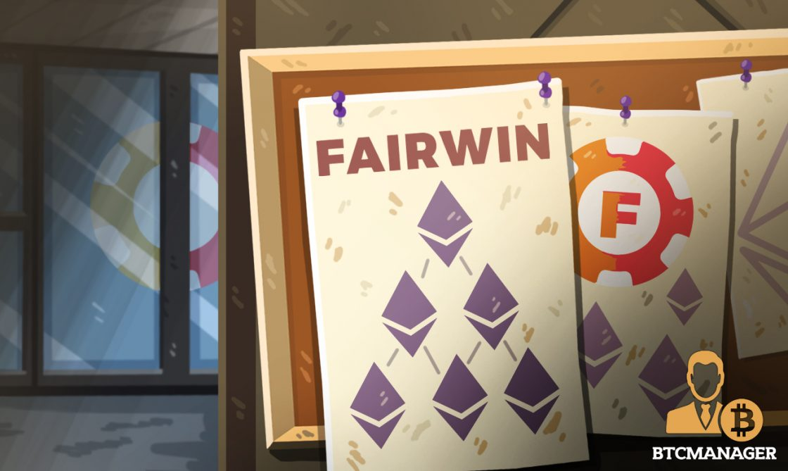 Ethereum-based Blockchain Betting Site Fairwin Accused Of Running Scam