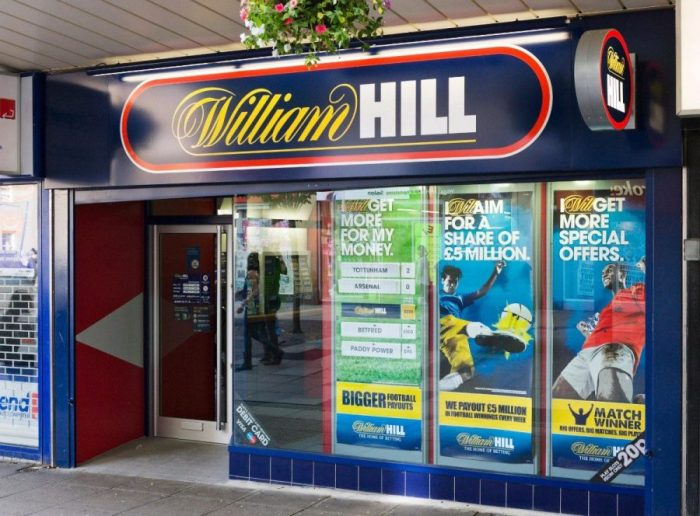 Bookmaker William Hill Shuts Both Its Betting Outlets In Lincoln