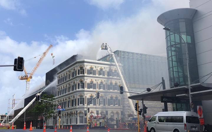 Business Back On Track At SkyCity Auckland Casino Hotel After Last Week's Fire