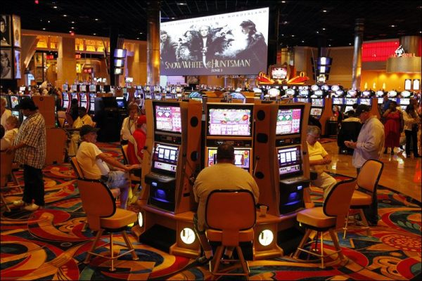Ohio Casino Revenue Down $3.3 Million In September