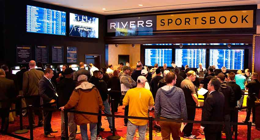 Pennsylvania Sports Betting Handle Almost Doubles In September