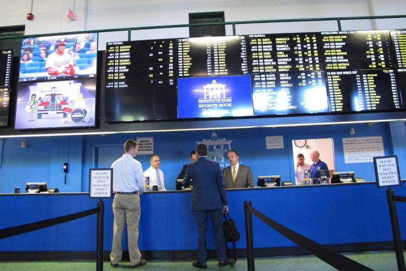 New Jersey Sportsbooks Take Record Bet In October