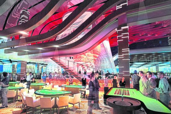Stadium Casino Westmoreland A Cordish Companies' Affiliate Breaks Ground On $150m Live! Casino Project