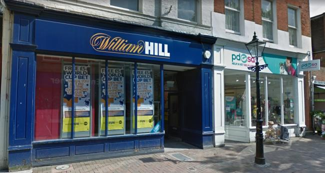 Bookmaker William Hill Says Retail Gaming Revenue Down Following £2 Maximum Stake Limit On FOBTs
