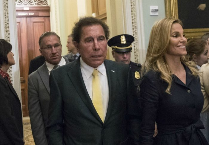 Former Wynn Resorts CEO Steve Wynn Says He Cannot Be Held Responsible For Allegations Of Sexual Harassment